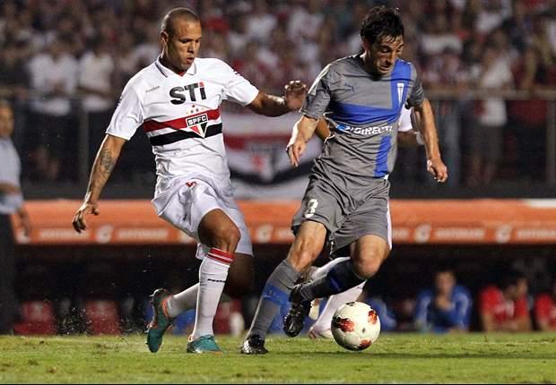 Luís Fabiano quer evitar zebra na pré-Libertadores