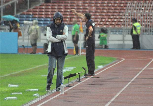 Indonesia coach Nil Maizar: We're not going for a draw