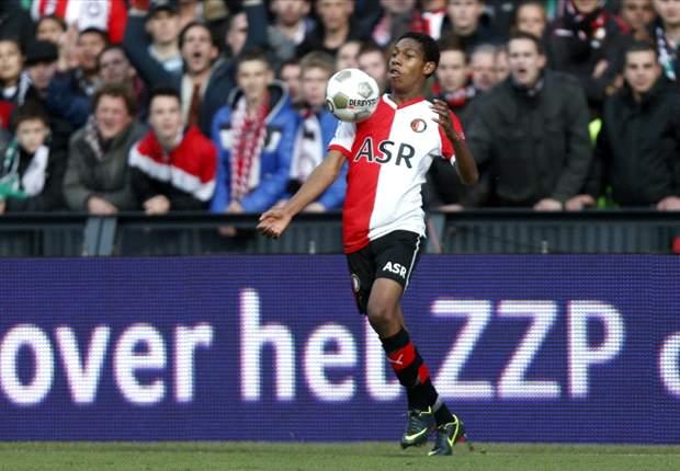 Boëtius opnieuw in basiself Feyenoord