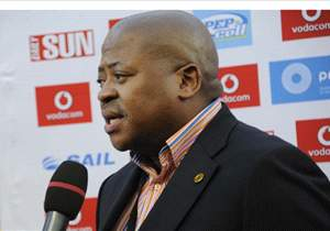 Motaung is said to have agreed a loan deal for Levy Mokgothu