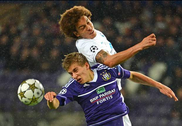 Anderlecht starlet Praet determined to stay grounded