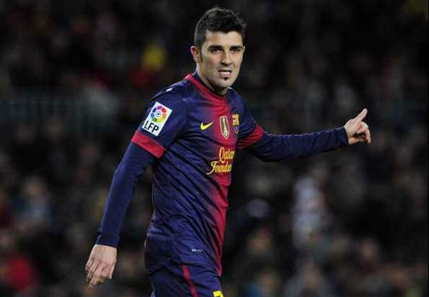 Juventus Incar David Villa