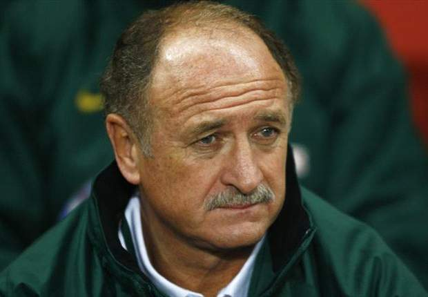 Scolari: We have to cut out our mistakes