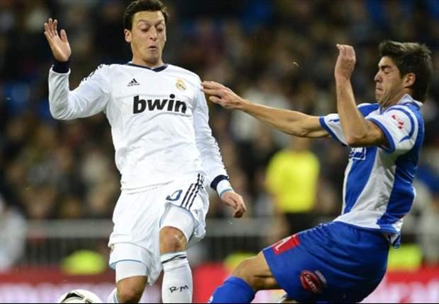 Unsere Legionäre: Mesut Özil auf dem Weg in die zweite Reihe?