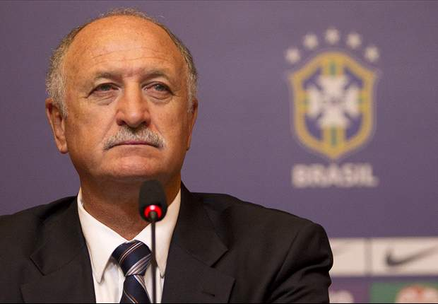 Scolari does not approve of Brazil comparisons with Barcelona