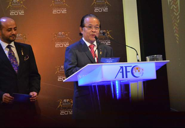 AFC announce nominations for congress in Kuala Lumpur