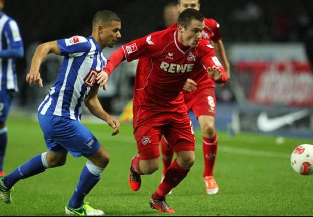 1. FC Köln erkämpft sich Punkt bei Hertha BSC