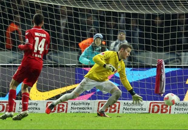 FC-Keeper Timo Horn lobt die Leistung seiner Mannschaft