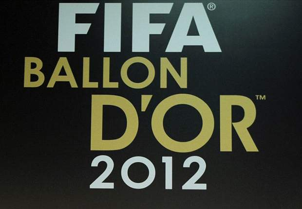 Odds for the FIFA Ballon d'Or