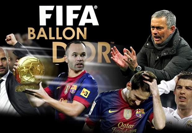 Un Balón de Oro y muchos 'compradores'