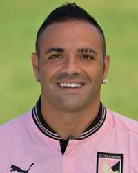 Fabrizio Miccoli, Italy International