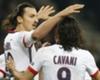 Nice 0-3 PSG: Ibra double