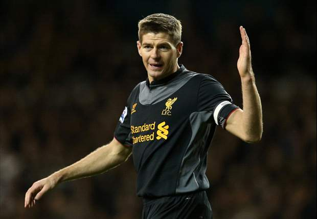 Liverpool captain Gerrard: I've been disappointed with my form