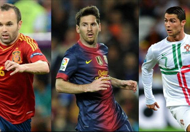 Ballon d'Or - Iniesta, juste un bouche-trou ?