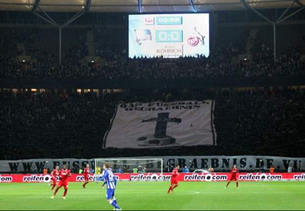 Protes Bisu Fans Bundesliga Jerman Berakhir