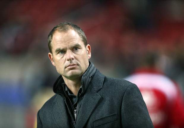'Nine players didn't play at their level' - De Boer