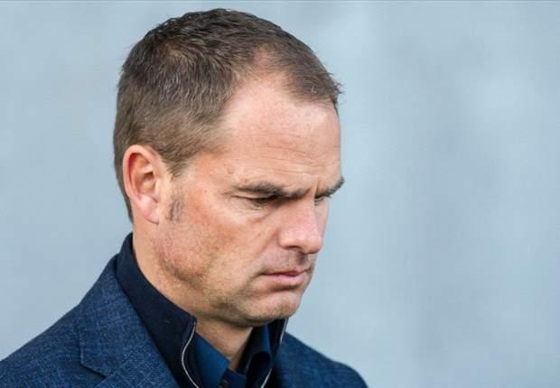 Spartak Moscow deny De Boer approach
