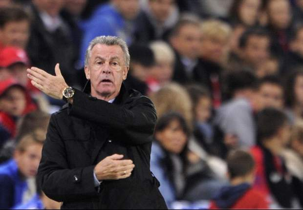 Ferguson the face of United - Hitzfeld