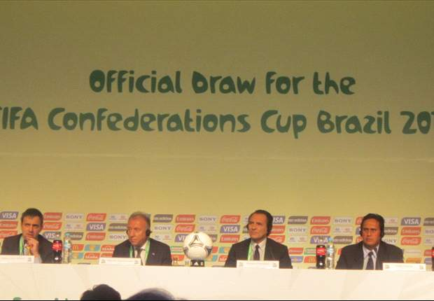Confederations Cup, fervono i preparativi per Brasile-Italia: gli azzurri hanno scelto il campo d'allenamento