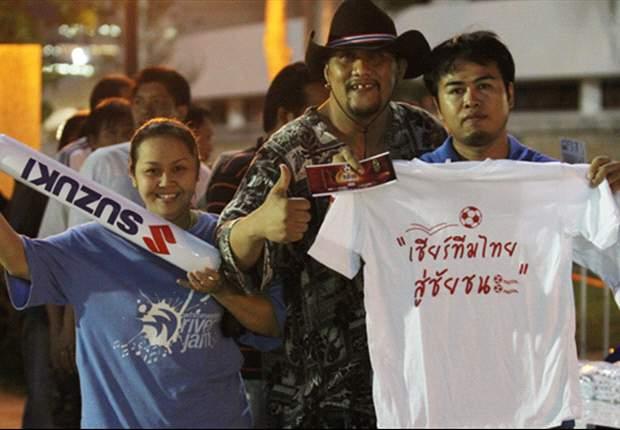 In Pictures : ซูซูกิ คัพ ไทย - เวียดนาม