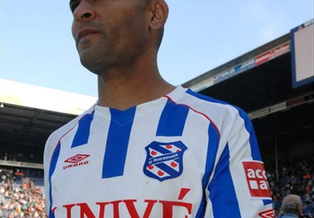 Soap rond Afonso Alves bij Heerenveen ten einde