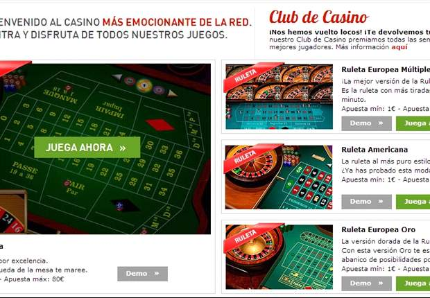 CIRSA.es, un Casino Online con los mejores juegos