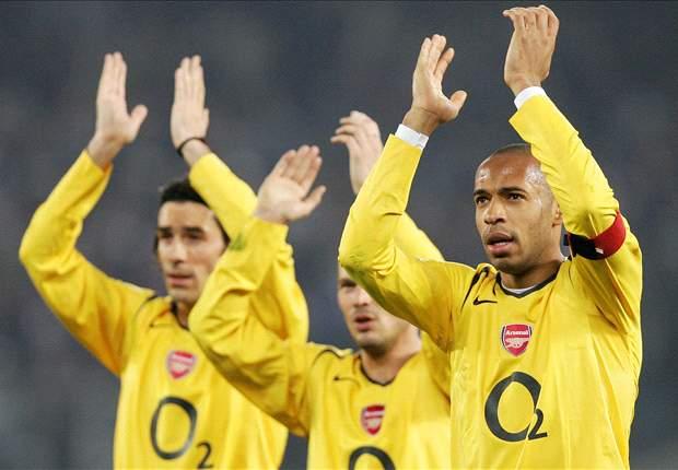 Thierry Henry quer ampliar empréstimo no Arsenal