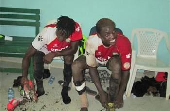 Cecafa temporarily closes down Namboole Stadium because of waterlogged pitch