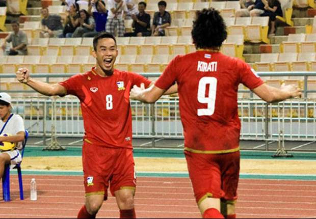 Confidence in Thailand is high ahead of clash with Malaysia