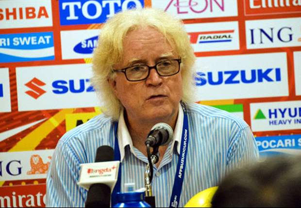 'It will not be easy against Singapore' - Thailand coach Winfried Schafer