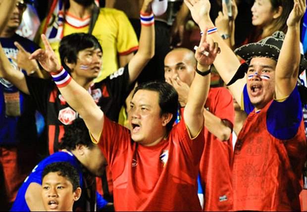 Match Facts: Thailand 3-1 Vietnam