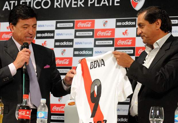 Ramon Diaz: I am the greatest coach in the history of River Plate