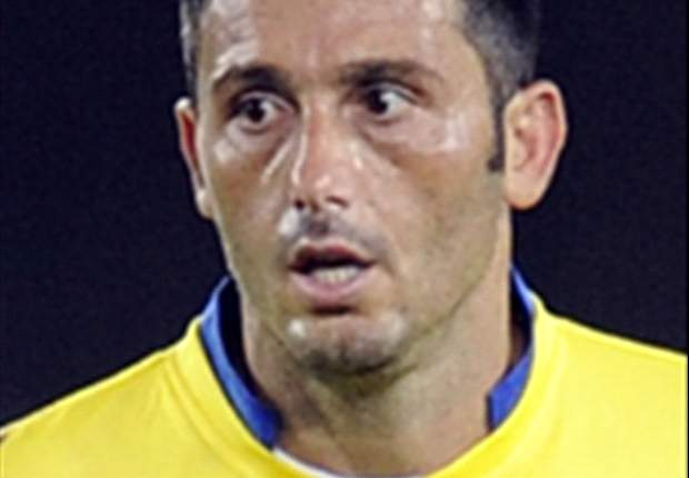 Chievo Lepas David Di Michele