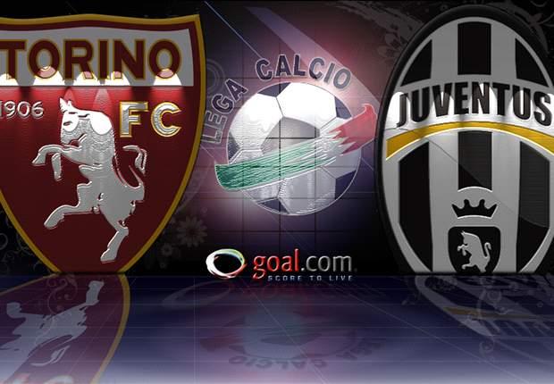 Vor dem Derby della Mole - Juventus Turin war nicht immer die Nummer eins