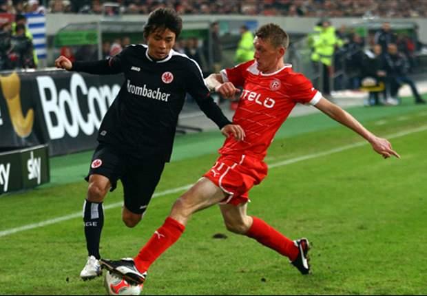 F. Düsseldorf 4 x 0 Eintracht Frankfurt: No início da 15ª rodada, quem vence é o Bayern