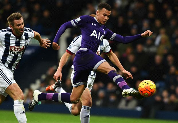 Video: West Bromwich Albion vs Tottenham Hotspur
