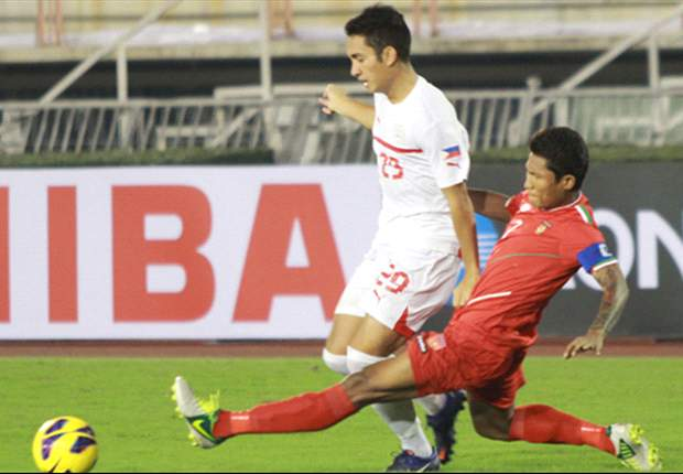 Match Facts: Filipina 2-0 Myanmar