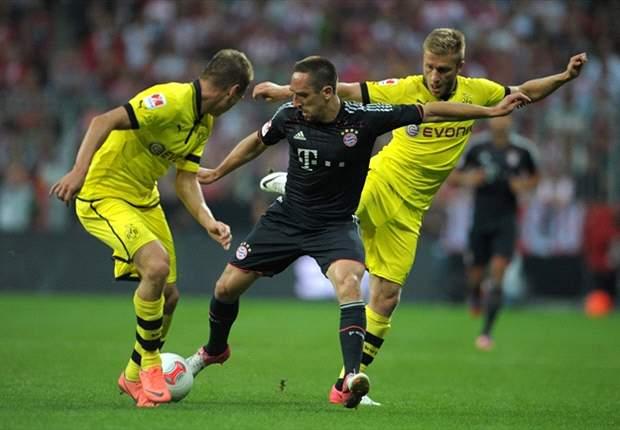 Bayern e Dortmund confirmam times ofensivos para o clássico