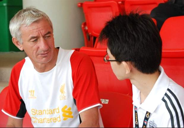 Ian Rush: Team spirit key to Liverpool's success during my time