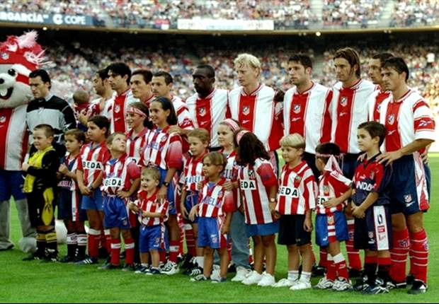 How the world has changed since Atletico Madrid last beat Real Madrid in 1999