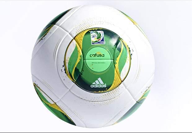 Bola da Copa das Confederações é apresentada: Cafusa