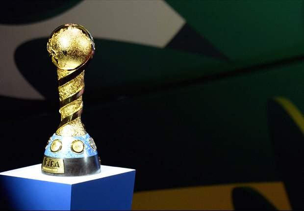 컨페드컵 대진 확정, 브라질-일본 개막전 격돌