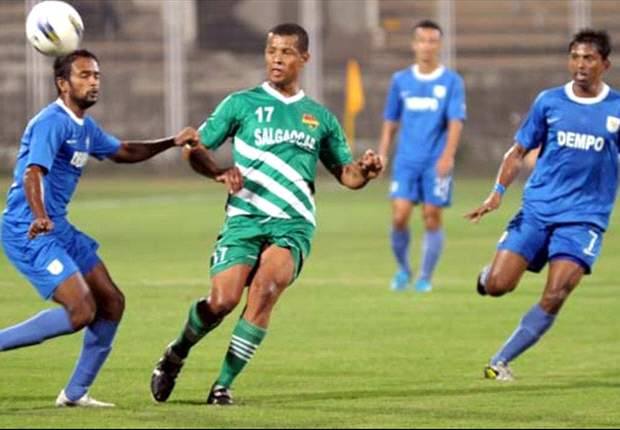 Salgaocar FC 1-2 Dempo SC: Armando Colaco's side topples East Bengal as league leaders