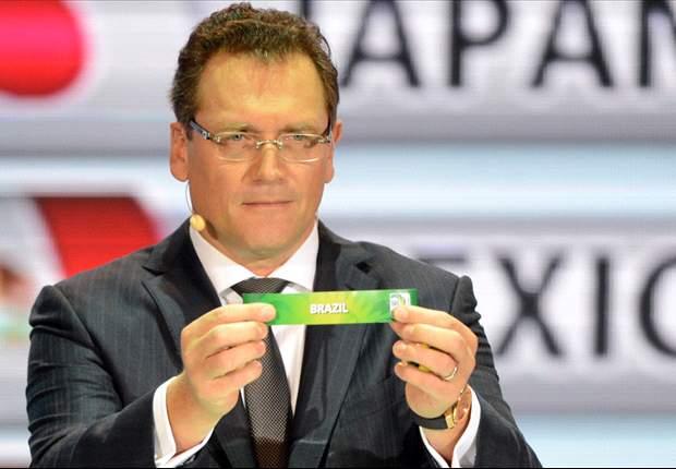 Brasil estreia contra Japão na abertura da Copa das Confederações