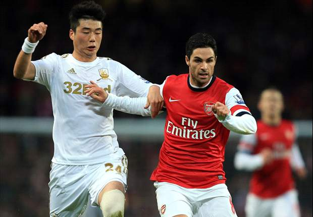 Swansea City - Arsenal Preview: Hosts look to make it three wins on the trot against Gunners