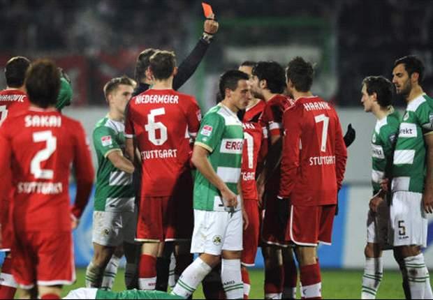 Wieder keine Punkte für Greuther Fürth: Bemühung umsonst, Mitleid umsonst