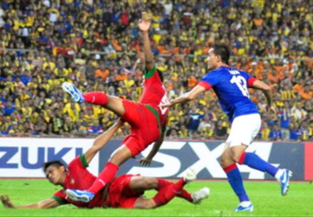 Match Facts: Malaysia 2-0 Indonesia