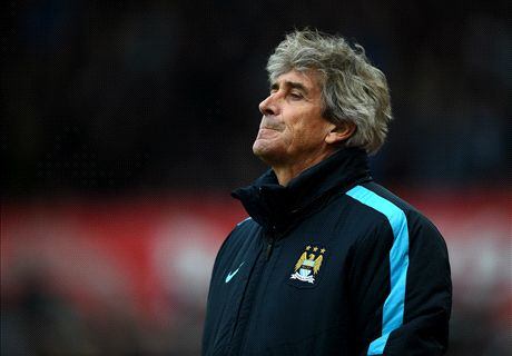Pellegrini: Man City role is just a job