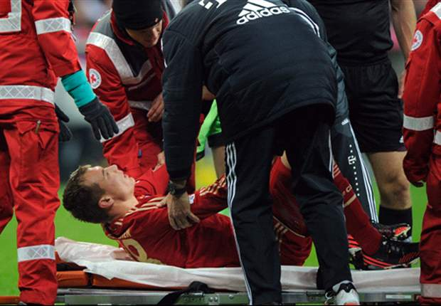 Bayern Munich confirm Holger Badstuber will undergo surgery on Monday