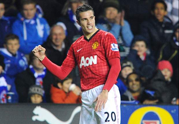 Robin Van Persie Puji Atmosfer Manchester United